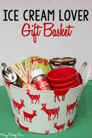 raffle basket themes i scream you scream gift basket