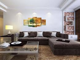 painting inside modern nice home painting inside that can be decor with brown