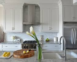 Best Kitchen Backsplashes Images On Pinterest Backsplash - Carrara backsplash