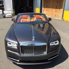 rolls royce apparition the 2016 rolls royce dawn is the urbanite u0027s antidote to camping