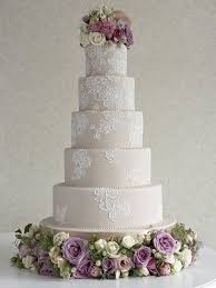 wedding cake lace wedding cakes cord lace cake lace has been in fashion 2030593