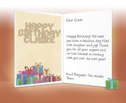 Design Gift Cards For Business Professional Birthday Cards Card Design Ideas