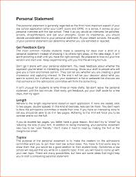 Personal Statement Essay Samples Application Personal Statement Essay Examples Personal Essay