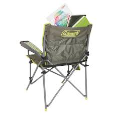 Tofasco Camping Chair by Amazon Com Coleman Vertex Ultra Hard Arm Chair Sports U0026 Outdoors