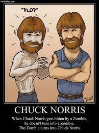 Chuck Norris Beard Meme - the undead power of chuck norris attention deficit delirium