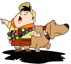 russell dug clip art adventure