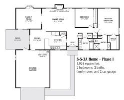 Detached 2 Car Garage by Plan No 25970212 2 Car Garage Apartment Floor Plans Crtable