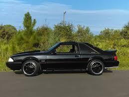 mustang pony wheels mustang pony style black w machined lip wheel 17x10 87 93