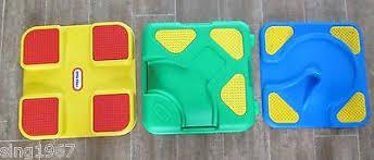 Little Tikes Lego Table Lego Travel Storage Brick Pencil Case 4 Colors To Choose