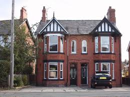 internal semi detached victorian house victorian style house