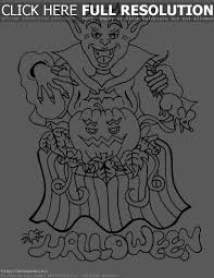 Printable Scary Halloween Coloring Pages by Barbie Halloween Printables U2013 Halloween Wizard
