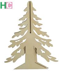 2017 christmas tree wooden decoration buy wooden crafts wooden