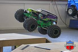 remote control monster truck grave digger identity theft u2013 modified trigger king rc u2013 radio controlled