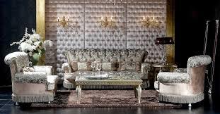 florence luxury sofa set in a traditional u0026 elegant button back design