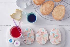 Easter Decorations Hobbycraft by How To Make Easter Egg Cookies Hobbycraft Blog