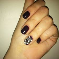 tutorial precious gems nail art inspired by the ring and the diy