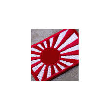 Japan Rising Sun Flag Embroidered Rising Sun Flag Patch M1tactic
