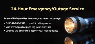 Grove City Outlet Map Power Outage Information Emerald People U0027s Utility District