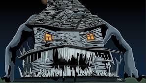 monster house day 27 monster house by whatsernameisrad on deviantart october