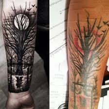 tree before moon trendz maker