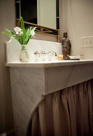 french bathroom ideas marble skirt bathrooms pinterest marbles guest bath and