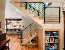 Under Stair Bar by Space Saving Solutions For Your Home Remodeling Northern