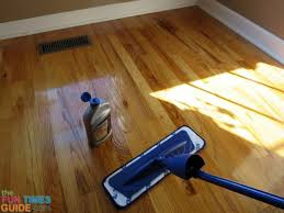 Hardwood Floor Shine Using Bona Refresher As A Floor Instead Of Using Floor Wax