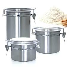 kitchen canisters stainless steel stainless steel kitchen canisters seo03 info
