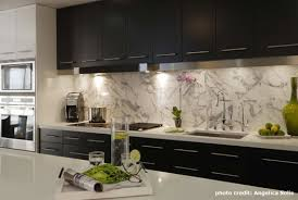modern kitchen countertops and backsplash espresso cabinets contemporary kitchen casey banks design