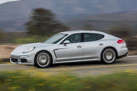 2016 Porsche Panamera Pricing For Sale Edmunds