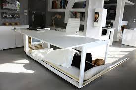 sous le bureau desk convertible to bed by athanasia leivaditou