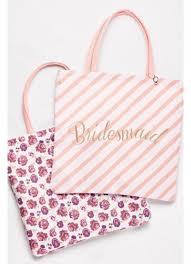 bridesmaid bag reversible bridesmaid tote david s bridal