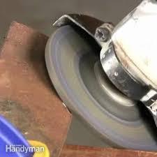 sharpen your lawn mower blade family handyman