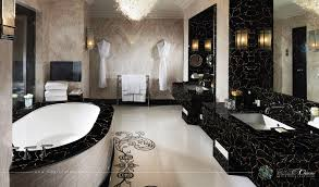 Black And Gold Bathroom Black Obsidian With Gold