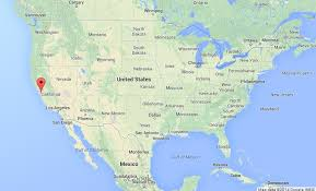 san jose map in usa san jose on map of usa world easy guides