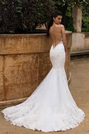 open back wedding dresses define your positive features