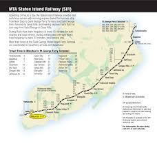Train Map New York by New Arthur Kill Station