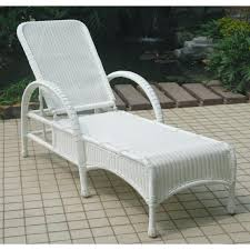 White Plastic Patio Chairs Stackable Chaise Hover To Zoom White Resin Stackable Chaise Lounge Chair