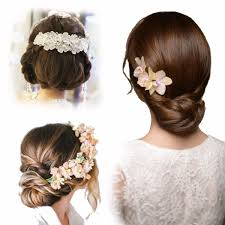 hair bun accessories hair twist styling clip stick bun maker braid tool kit hairpins