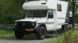 mercedes g wagon benz g class camper