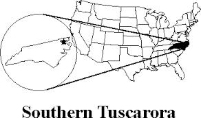 southern band tuscarora indian tribe carolina u s