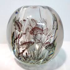 Orrefors Vase Art Glass From Tri State Antiques