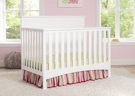 Cribs With Mattress Included by Fancy 4 In 1 Crib Delta Children U0027s Products