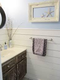 half bath half bathroom makeover