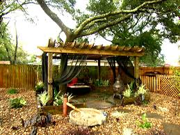 Backyard Arbors Pergola Plans And Gazebo Design Ideas Hgtv