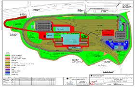 Silver Line Metro Map Rail Yard At Dulles Airport