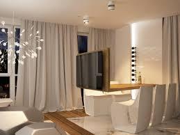 futuristic houses interior imanada furniture beds on legs modern