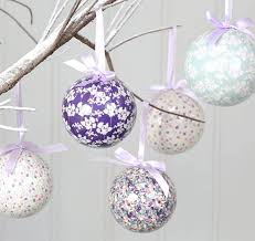 top crafty tree decorations mollie makes