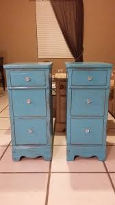 nightstand shabby chic bedroom furniture ideas tall nightstands