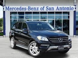 pre owned mercedes m class certified pre owned 2015 mercedes m class ml 350 suv in san